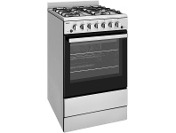 Appliances Online Chef CFG504SBLP 54cm Freestanding LPG Gas Oven/Stove