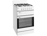Appliances Online Chef CFG515WALP 54cm Freestanding LPG Gas Oven/Stove