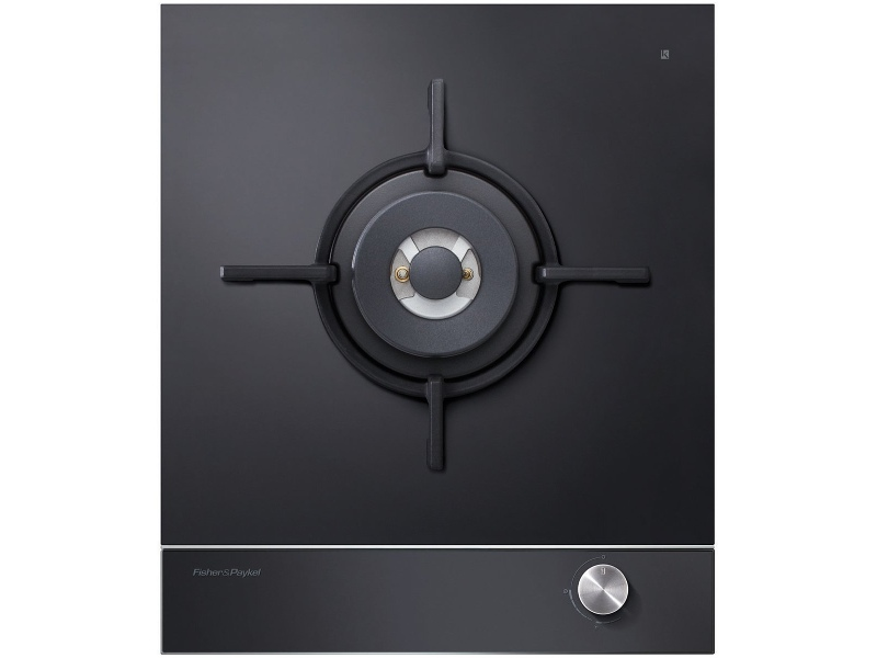 Fisher & Paykel CG451DNGGB1 45cm Natural Gas Cooktop