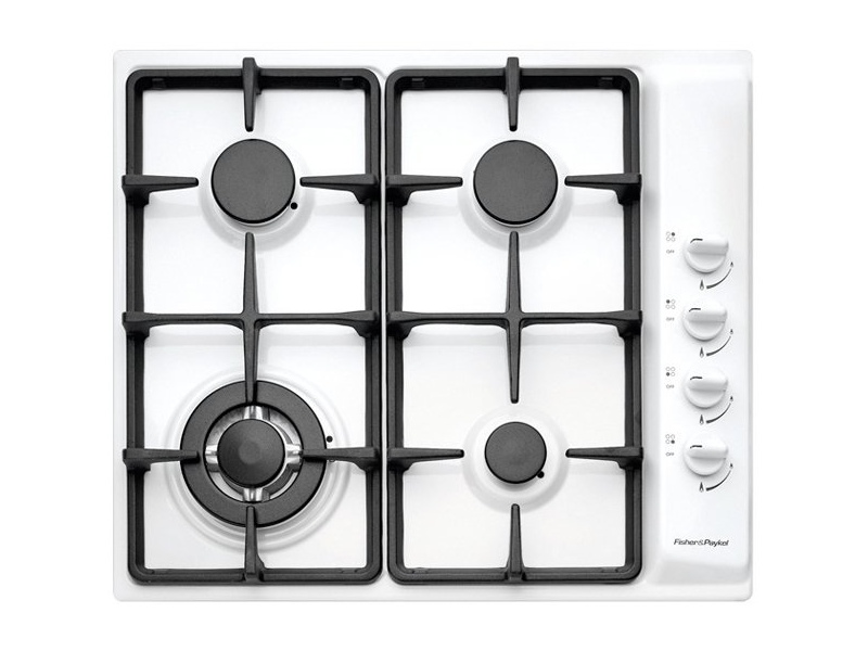 Fisher & Paykel CG604CWFW1 60cm Natural Gas Cooktop