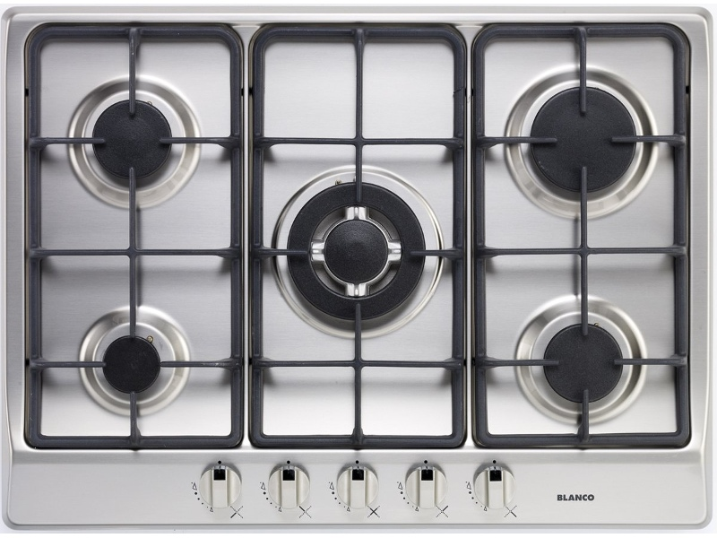 Blanco CG705WXFFC 70cm Natural Gas Cooktop