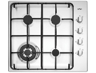 Appliances Online Chef CHG646SB 60cm Natural Gas Cooktop