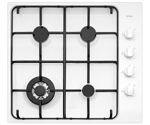 Chef CHG646WB 60cm Natural Gas Cooktop