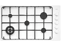 Appliances Online Chef CHG956WB 86cm Natural Gas Cooktop
