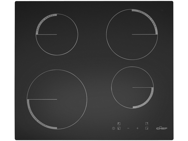 Chef CHI643BA 60cm Induction Cooktop