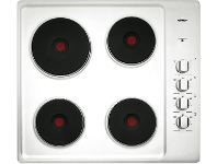 Appliances Online Chef CHS642SA 60cm Stainless Steel Electric Cooktop