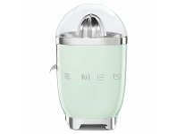 Appliances Online Smeg 50s Retro Style Pastel Pastel Green Juicer CJF01PGAU