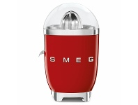 Appliances Online Smeg 50s Retro Style Pastel Red Juicer CJF01RDAU