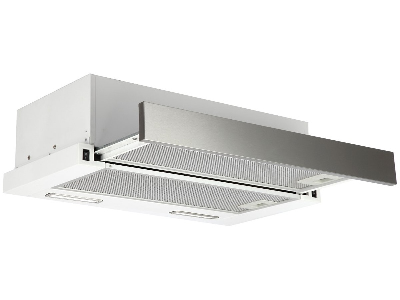 Glem CK60FRF 60cm Retractable Rangehood