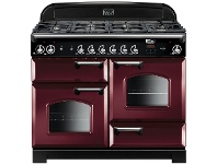 Appliances Online Falcon CLA110DFFCY-CH 110cm Freestanding Dual Fuel Oven/Stove