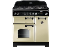 Appliances Online Falcon CLA90NGFCR-CH 90cm Freestanding Natural Gas Oven/Stove