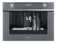 Appliances Online Smeg CMS4101S Linea Aesthetic Built-In Coffee Machine