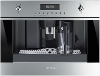 Appliances Online Smeg CMS6451X Classic Aesthetic Built-In Coffee Machine