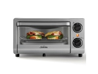 Appliances Online Sunbeam Mini Bake and Grill Compact Oven COM1000SS