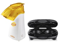 Appliances Online Sunbeam Snack Heroes Popcorn Maker and Pie Magic® Pie Maker Pack CP4600PM4210