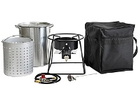 Appliances Online Gasmate CS2100 High Output Cooker & Pot Set