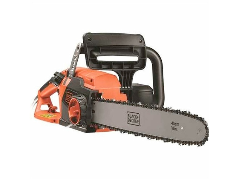 Black & Decker 2200W Corded Chainsaw CS2245-XE