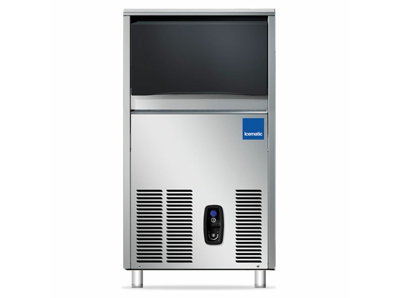Icematic 35kg Under Counter Ice Machine CS35-A