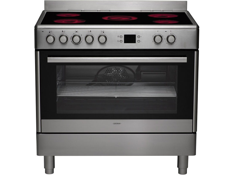 Euromaid CS90S 90cm Freestanding Electric Oven/Stove