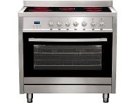 Appliances Online Euromaid CS9TS 90cm Freestanding Electric Oven/Stove