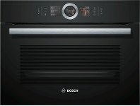 Appliances Online Bosch CSG656RB1A 45cm Serie 8 Compact Steam Oven