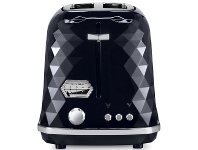 Appliances Online Delonghi CTJX2003BK Brillante 2 Slice Toaster