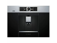 Appliances Online Bosch Serie 8 Built-In Fully Automatic Coffee Machine Stainless Steel CTL636ES6