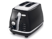 Appliances Online Delonghi CTO2003BK Icona 2 Slice Toaster