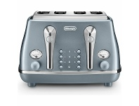 Appliances Online DeLonghi 4 Slice Toaster CTOT4003AZ