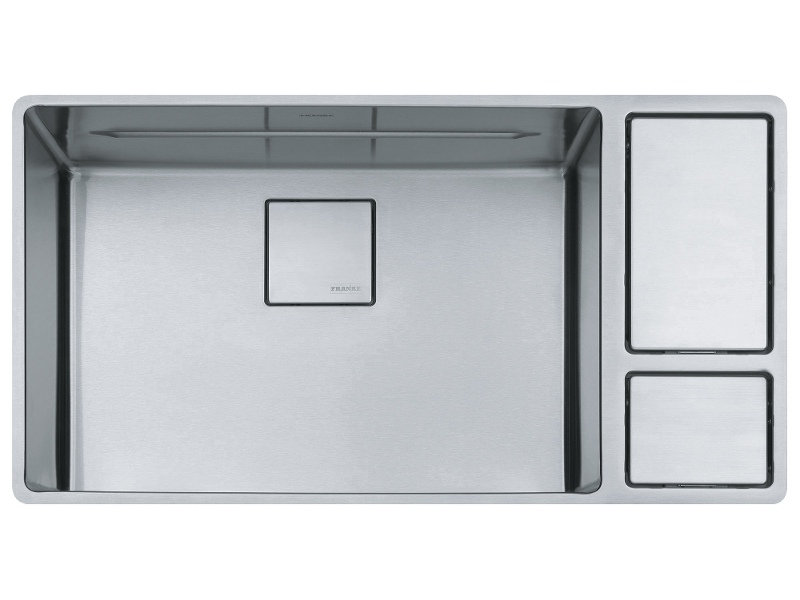 Franke CUX11024-W Chef Centre Single Undermount Bowl Sink