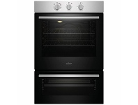 Appliances Online Chef 60cm Electric Built-In Oven with Separate Grill CVE662SB