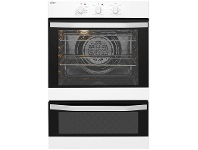 Appliances Online Chef CVE662WA 60cm Electric Built-In Double Oven