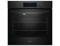 Appliances Online Chef 60cm Electric Built-In Oven with Easy Pyro Clean CVEP614DB