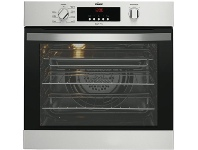 Appliances Online Chef CVEP614SA 60cm Electric Built-In Pyrolytic Oven