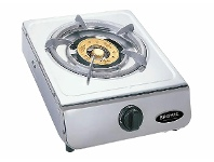 Appliances Online Bromic DC100 Wok Cooker ULP Deluxe Single Burner Low Pressure 2.75KPA