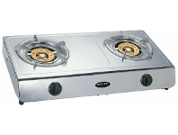 Appliances Online Bromic DC200 Wok Cooker ULP Deluxe Double Burner Low Pressure 2.75KPA