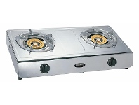 Appliances Online Bromic DC200-S Wok Cooker ULP Deluxe Double Burner Low Pressure 2.75KPA