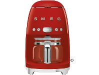 Appliances Online Smeg DCF02RDAU 50s Retro Style Drip Filter Coffee Machine