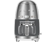 Appliances Online Smeg DCF02SSAU 50s Retro Style Drip Filter Coffee Machine