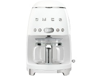 Appliances Online Smeg DCF02WHAU 50s Retro Style Drip Filter Coffee Machine