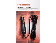 Appliances Online Palsonic 12V DC Adaptor Plug and Lead DC-LEAD