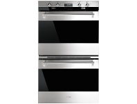 Appliances Online Smeg DOA330X1 76cm Pyrolytic Built-In Double Oven