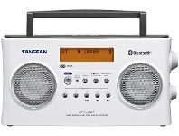 Appliances Online Sangean DPR26BTWH DAB+ / FM-RDS Stereo Portable Digital Radio with Bluetooth