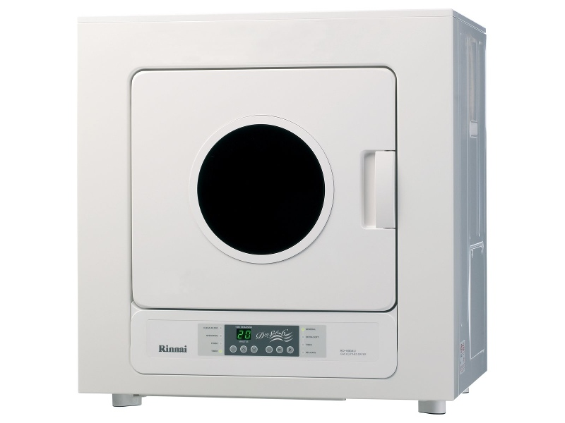 Rinnai 6kg Gas Dryer DRYSOFT6L