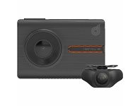 Appliances Online Dashmate Full HD Dual Channel Dash Camera with 3.0″ OLED Touch Screen, GPS & WIFI DSH-1052