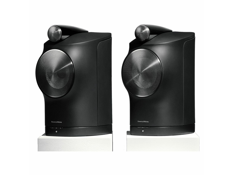Bowers & Wilkins Formation Duo Wireless Speakers DUO-BLACK