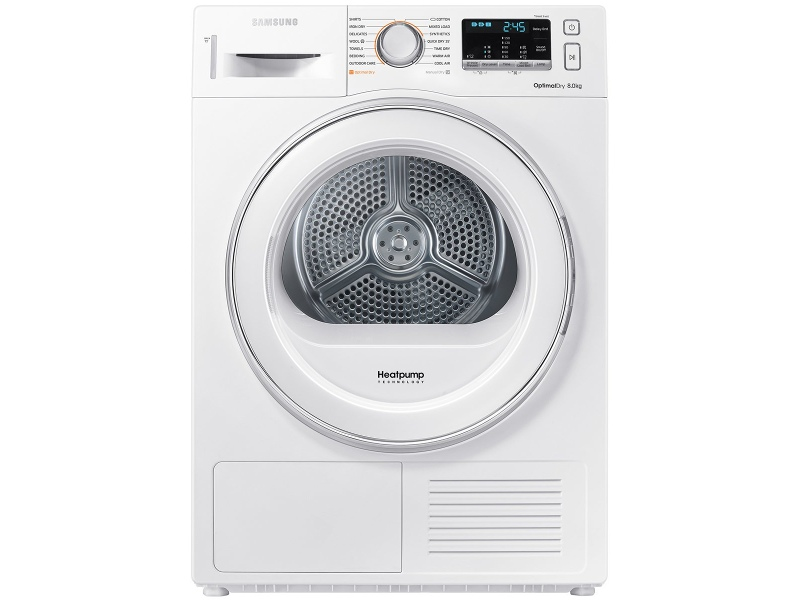 Samsung 8kg Heat Pump Dryer DV80M5010IW