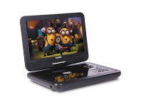 Appliances Online Laser DVD-PT-10C Portable DVD Player with Bonus Pack