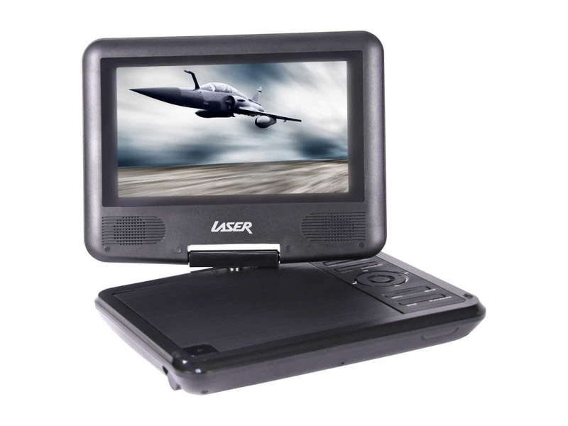 Laser DVD-PT-7C Portable DVD Player