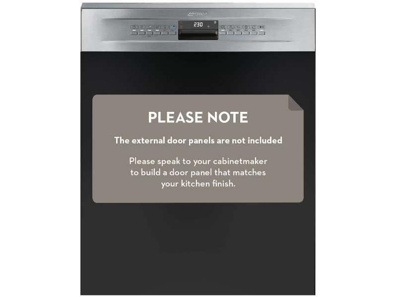 Smeg DWAI6315XT Semi Integrated Dishwasher
